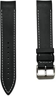 Cinturino in gomma per orologio Hamilton Khaki GMT/ETO/Regatta, riferimento H600.776.100