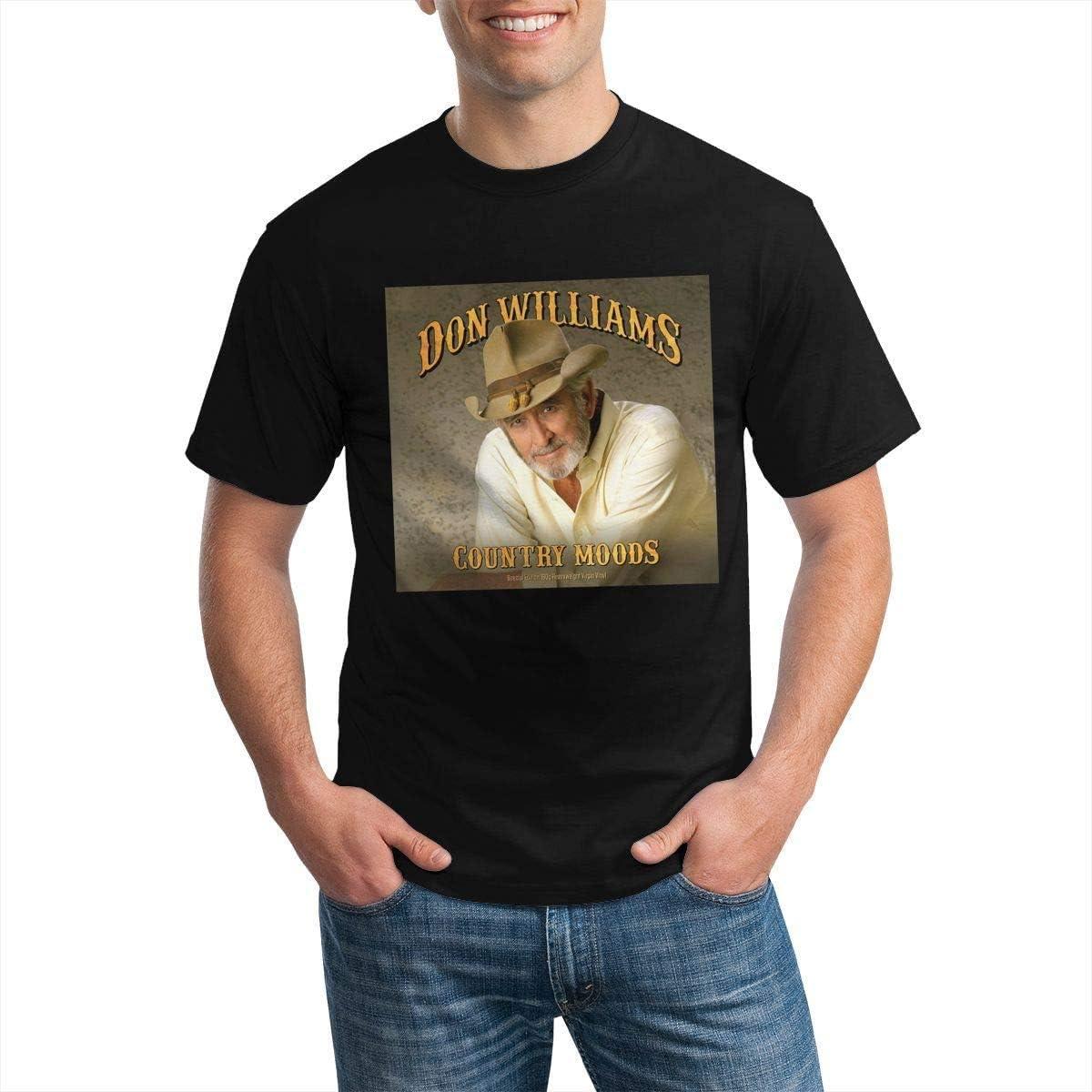 Camiseta clásica para hombre Don Williams Country Moods ...