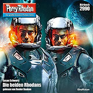 Die beiden Rhodans Titelbild