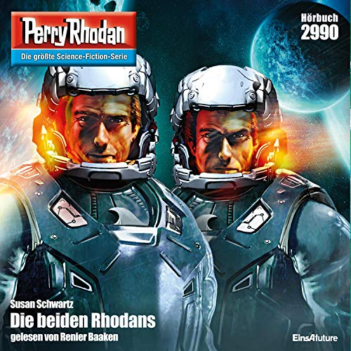 Die beiden Rhodans cover art