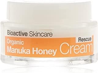 Organic Manuka Honey Rescue Cream