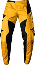 Shift Racing Whit3 Ninety Seven Youth Boys Off-Road Motorcycle Pants - 24 / Yellow