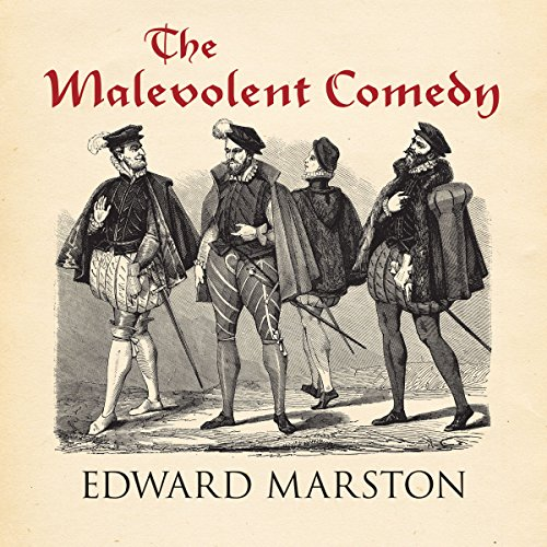 The Malevolent Comedy audiobook cover art