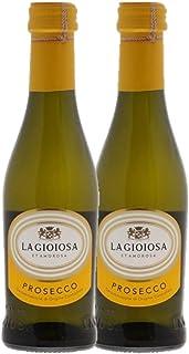 La Gioiosa Treviso Brut (Yellow Label) Prosecco 200ml, Sparkling Wine