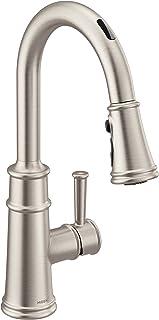 Moen 7260EVSRS Belfield U Smart Faucet, Spot Resist Stainless