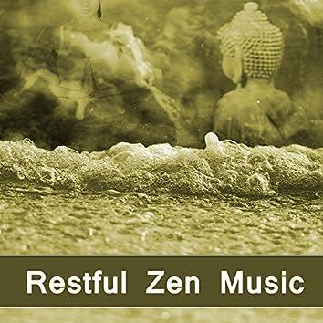 Restful Zen Music – Yoga Training, Harmony & Focus, Meditation Music, Tibetan Melodies, Pure Mind