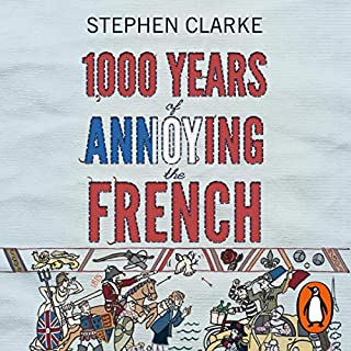 1000 Years of Annoying the French cover art