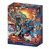 Prime 3D- Redstring - Puzzle lenticular DC Comics Superman vs, Doomsday 300 Piezas (Efecto 3D), Multicolor