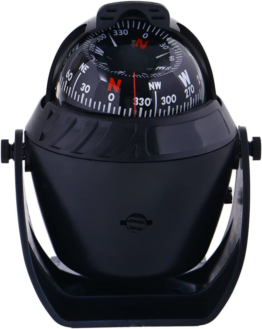 Max 83% OFF WINOMO Car Compass Ball Credence Navigation Digital Dashboard Electronic