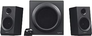 Logitech Z333 multimedia-luidsprekersysteem, zwart (gereviseerd)