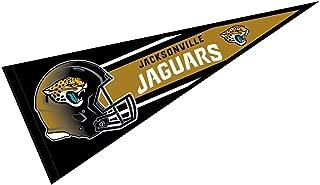WinCraft Jacksonville Jaguars Official NFL 30 inch Large Pennant