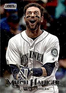 2019 Topps Stadium Club #224 Mitch Haniger Seattle Mariners Baseball Card