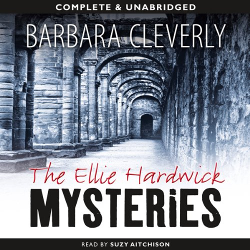 The Ellie Hardwick Mysteries audiobook cover art