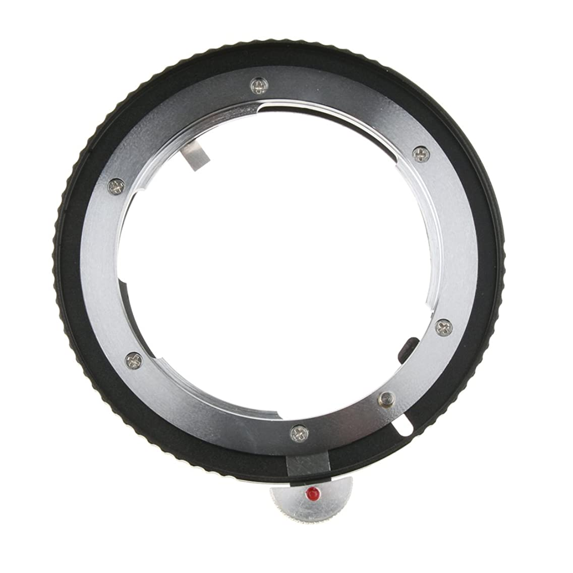 Prettyia Lens Adapter Ring for Nikon G to Canon EOS 1D, 5D, 5Ds, 6D, 7D Mark II/III/IV, 60D, 700D, 750D, 800D, 1200D, 1300D