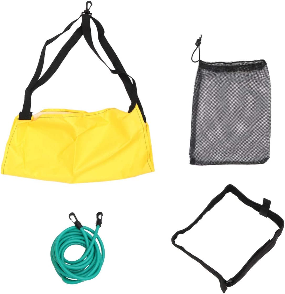BESPORTBLE Swimming Boston Mall Training Belt with Me Parachute El Paso Mall Storage Drag