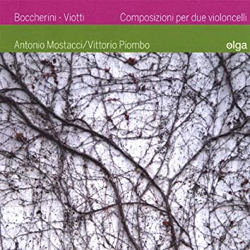 Boccherini & Viotti for 2 Cellos - Christmas Discount On Digital!