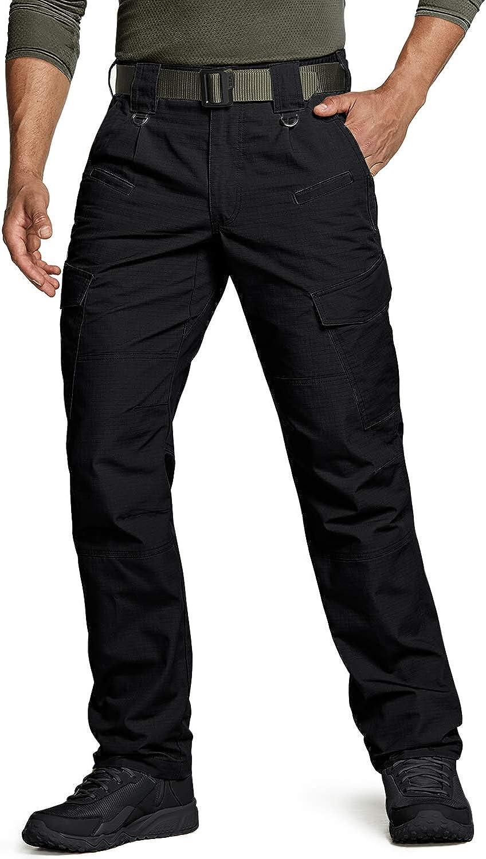 CQR Sale excellence price Men's Tactical Pants Water Ripstop Repellent L Cargo
