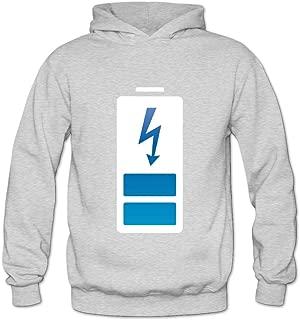 Batteries Women Long Sleeve Hoodies