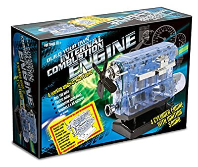 Haynes Build Your Own Internal Combustion Engine from Haynes