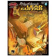 Hal Leonard rítmica plomo guitarra libro con CD