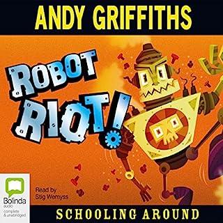 Robot Riot audiobook cover art
