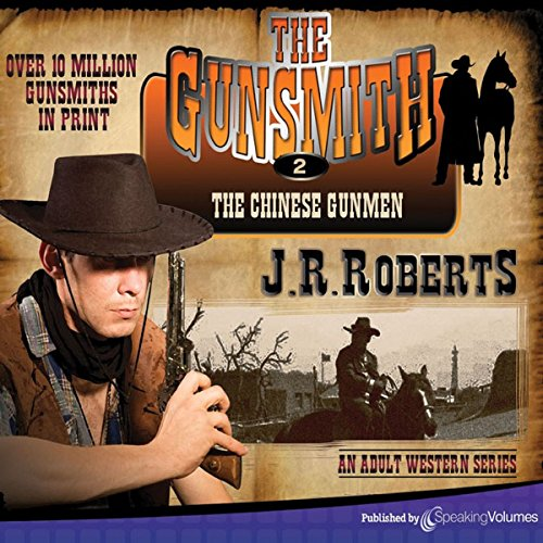The Chinese Gunmen audiobook cover art