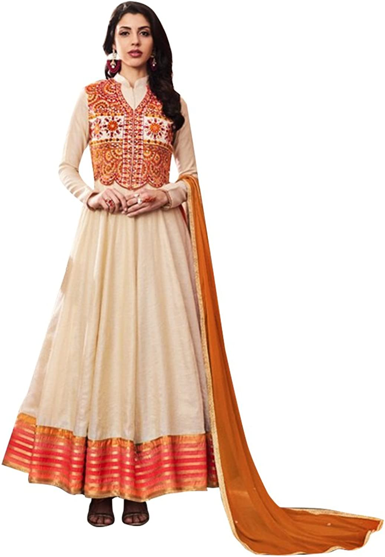 Bollywood Dresses for women Anarkali Salwar Kameez Ceremony Patyala Punjabi 739 5