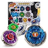 Bey Battle Burst 4D Set With Launcher and Arena Battling Tops Storm Gyro Metal Fight Battle Fusion Classic Toys for Kid