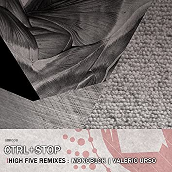 High Five Remixes (feat. Valerio Urso, Monoblok)