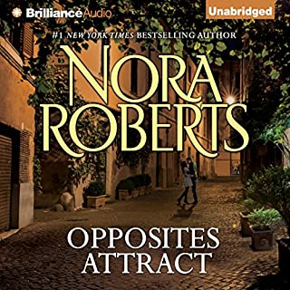 Opposites Attract audiobook cover art
