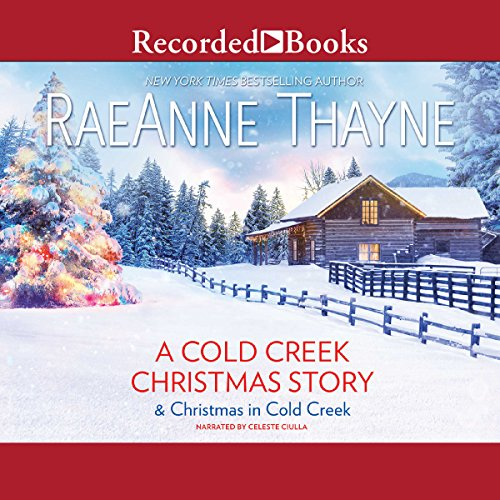 A Cold Creek Christmas Story audiobook cover art