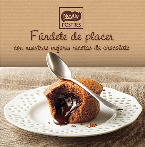 Nestlé postres. Fúndete de placer (Gastronomía)