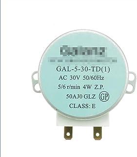 YMHAN® GAL-5-30-TD (1) AC30V 50 / 60HZ Micro Turntable Turntable Turntable Moteur à Micro-Ondes Accessoires de Four à Micr...