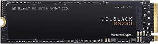 Western Digital AU 250GB WD Black SN750 NVMe SSD, WDS100T3X0C