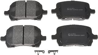 EBC Blackstuff Bremsbeläge Vorderachse DP1763 für Chevrolet HHR