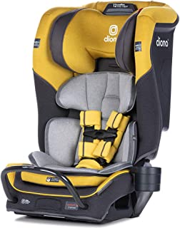 Diono 2020 Radian 3QX, 4-in-1 Convertible, Safe+ Engineering, 3 Stage Infant Protection, 10 Years 1 Car Seat, Fits 3 Acros...