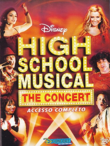 High school musical - The concert - Accesso completo [IT Import]