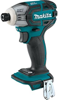 Makita XTS01Z 18V LXT Lithium-Ion Brushless Cordless Oil-Impulse 3-Speed Impact Driver, Tool Only