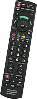 ALLIMITY N2QAYB000715 afstandsbediening Vervanging voor Panasonic Viera TV N2QAYB000504 N2QAYB000673 TX-L42DT50 TX-P50ST50...