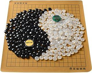 Luckyw Kollektionsgåvor naturliga schackdelar