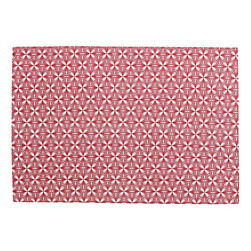 Set de table Calypse rouge 33 x 48 cm Winkler