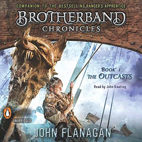 The Outcasts Audiobook By John Flanagan cover art