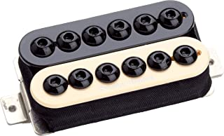 Seymour Duncan SH-8b Invader Humbucker Bridge Pickup, Zebra