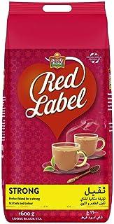 Brooke Bond Red Label Black Tea Loose, 1.6Kg