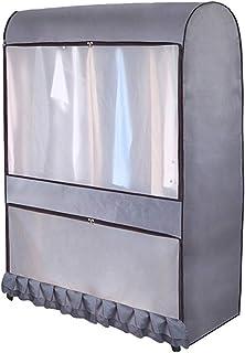 Taloit Housse transparente pour vêtements - Housse de protection contre la poussière pour penderie - Imperméable à l'eau -...