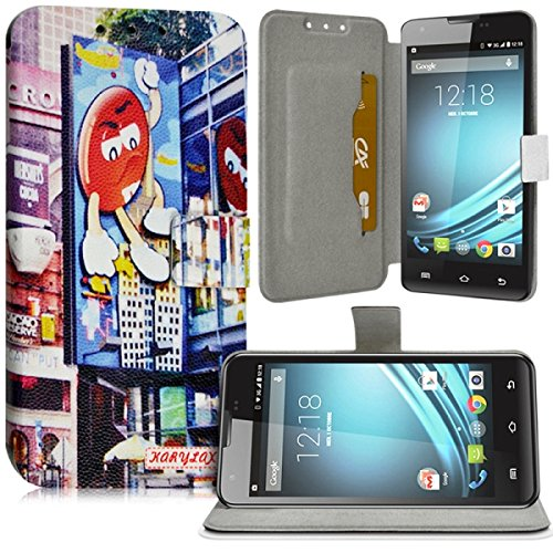 Seluxion-Funda universal para teléfono móvil talla XL, diseño de KJ26 para Meizu M2 Note