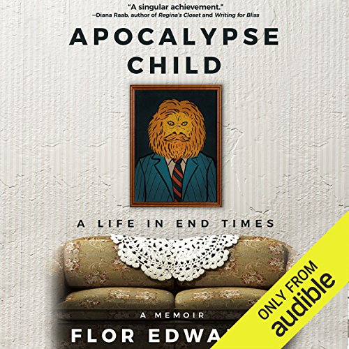Apocalypse Child audiobook cover art
