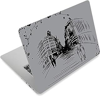iColor 12/13.3/14/15/15.4/15.6インチのタブレット対応 抜群の耐久性! 防水、耐油性 タブレット/PCスキンシール ノートパソコンのステッカーの装飾 ノートパソコンのステッカーデコール アートステッカー (NEK-119)