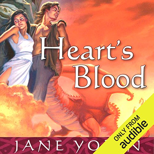 Heart's Blood audiobook cover art