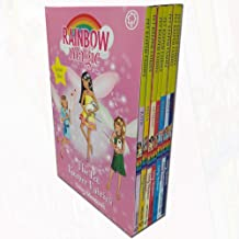 Rainbow Magic Pet Keeper Fairies Collection 7 Books Box Set (Katie the Kitten, Bella the Bunny, Georgia the Guinea Pig, Lauren the Puppy, Harriet the Hamster, Molly the Goldfish, Penny the Pony)
